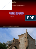 Obras de Gaudi Parte 1