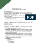 Coconut Plantation Case Study