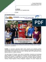 KooBits_KooBits Wins APICTA Awards 2008