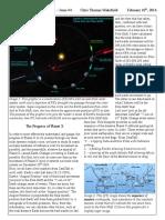 PlanetX NewsLetter (2016) Issue 4