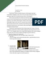 Pemaparan Materi Komponen PLTS PT