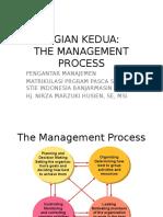 3-4 Management Process