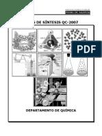 Test de síntesis QC 2007