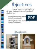 Hyaluronic Acid Presentation