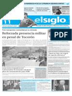 Edicion Impresa El Siglo 11-02-16