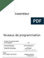 PreSenatation Assembleur