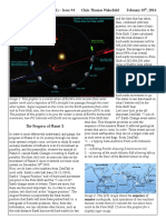 PlanetX NewsLetter 2016 Issue 4