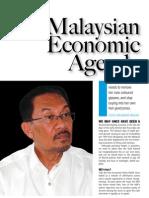 Malaysian Economic Agenda