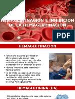 Hemaglutinación