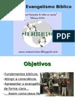 cursoevangelismoavanado-100416200645-phpapp01