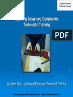 Composite Repair Training9-Steve Hoy