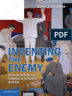 Wendy Goldman - Inventing the Enemy
