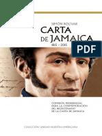 Simón Bolívar - Carta de Jamaica