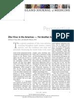 Zika Virus in the Americas - Yet Another Arbovirus Threat