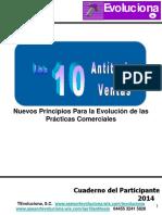 10 ANTÍTESIS DE LAS VENTAS Agosto 2014