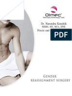 Female to Male Gender Correction Surgery in India
