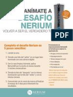Desafío Nerium