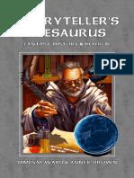 premium selection 34cd5 6d674 Storytellers Thesaurus (385 views)
