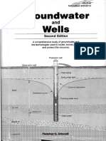 Groundwater & Wells