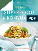 Julie Morris - Superfood a konyhában