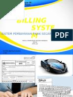 Billing System Tayang
