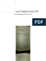 Acta Musei Napocensis XVI