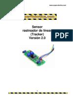 S320115 Sensor Rastreador de Líneas