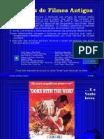 Cartazes de Filmes Antigos