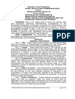 2006 PRC Rules