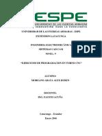 Programacion ISO EIA Torno Fresa
