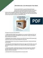 No-HP-0813-5743-1299-(Telkomsel) | Cara Menetaskan Telur Bebek Tanpa Induk