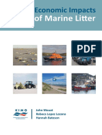 Economic Impacts of Marine Litter Low Res