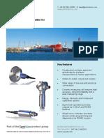 DAT 04b Ict 1000 Marine Pressure Transmitter