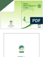 PPRA Proc Code