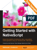 Getting Started with NativeScript - Sample Chapter