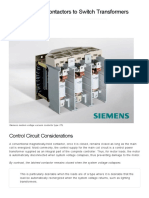 Using Latched Contactors to Switch Transformers _ EEP