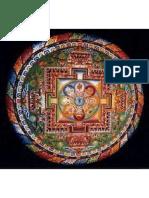 Kalchakra Mandala