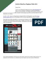 hacer diseño webArticle   Diseño Paginas Web (41)
