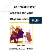 10 Must Have Grooves New