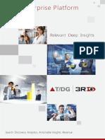 3RDi - Semantic Search Tool Brochure