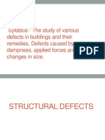 DEFECTS Presentation