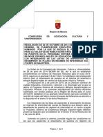 Habilitacion Bilingue Murcia