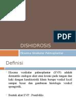 dishidrosis