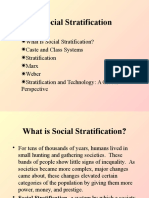 Stratification PPT 36