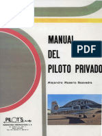 Manual de Piloto Privado 1990