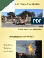 Failure Investigation 5-15