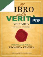 Il Libro Della Verità - Volume IV (Premium) - Prepararsi per la Seconda Venuta