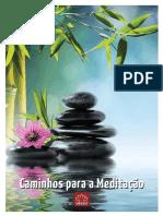 Caminhos Para a Meditação
