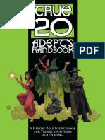 Adepts Handbook True20