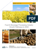 RDI Food Processing Report 2014